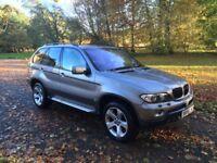 BMW X5 sport 3.0d manual facelift fully loaded FSH