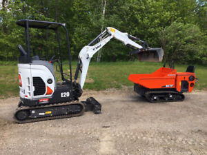 Mini Excavator Buy Or Sell Heavy Equipment In Canada Kijiji