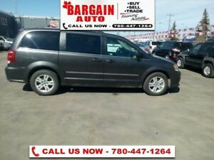 2017 Dodge Grand Caravan   - Low Mileage