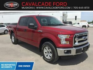 "2015 Ford F150 4x4 - Supercrew XLT - 145"" WB"