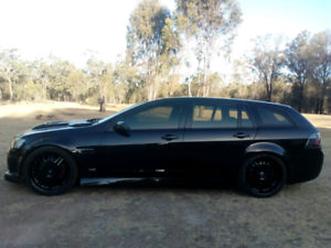 Worked LS2 VE SS wagon