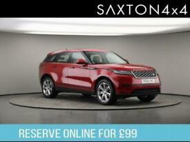 image for 2018 Land Rover Range Rover Velar 2.0 D180 SE Auto 4WD (s/s) 5dr SUV Diesel Auto