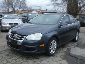 2007 VW Jetta GLI 2.5L - Leather, Roof