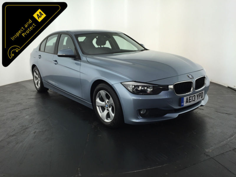 2013 BMW 320D EFFICIENT DYNAMICS 165 BHP BMW SERVICE HISTORY FINANCE PX