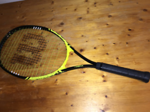 Tennis Racket, Wilson V Matrix Energy, hardly used