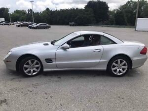 03 Benz SL-500 MUST BE SOLD ASAP