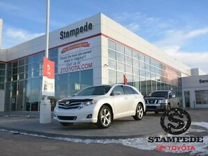 2014 Toyota Venza 4DR WGN V6 AWD LE   - Certified - Low Mileage