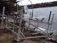 3600lbs Shore Master boat lift with motor