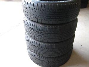 4 pneus 235 60 18 bon pour un été facile hankook ventus