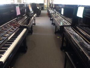 BACK TO SCHOOL:BIG SALE FOR YAMAHA X SERIES AND JAPANESE PIANOS