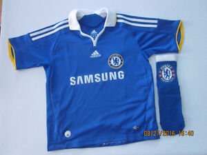 Addidas Chelsea FC jersey and socks soccer/football
