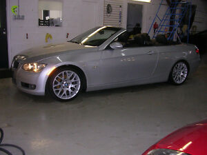 2007 BMW  328i hardtop Convertible- we finance- LIKE NEW