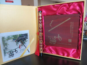FLUTE - CHINESE WITH MUSICAL DVD