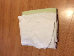 Draps contour bassinette