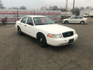 2011 Ford Crown Victoria Interceptor *CERTIFIED & E-TESTED*