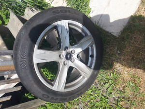 "4 Mag de ford mustang 19"" (negociable)"