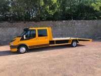 Ford Transit 2.4TDCi Recovery breakdown truck, car transporter