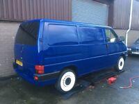 VW T4 Transporter camper/project