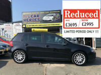 2008 VOLKSWAGEN GOLF GTI 2.0 TDI 140 (AA) 12 MONTH WARRANTY & BREAKDOWN INCLUDED