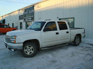 2006 Chevrolet Silverado 1500 LT Pickup Truck