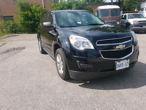 2015 Chevrolet Equinox LS SUV, Crossover +Safety and Emission