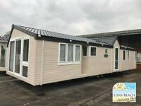 6 Berth Used Cheap Static Caravan North Wales