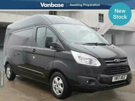 2017 Ford Transit Custom 2.0 TDCi 130ps Limited Long Wheelbase L2H2 High Roof P