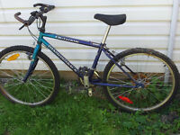"24 "" Diamondback Outlook 18 speed Shimano S I S"