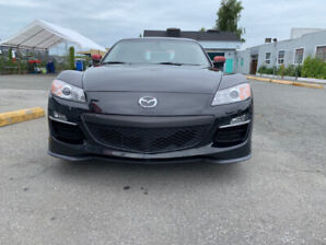 2009 Mazda RX8 very rear, manual, no accident