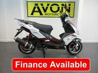 Lexmoto FMR, 125cc Learner Legal Twist & Go Scooter / Moped