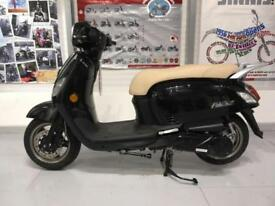 SYM FIDDLE III 125cc LEARNER LEGAL SCOOTER / MOPED - BRAND NEW
