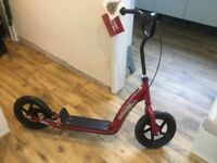 """Scooter 12"""" wheels. Brand new. 8 years+"""