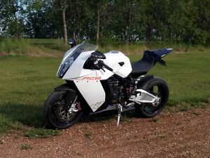 Extremely Rare KTM RC-8 For Sale