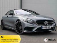 2018 MERCEDES S Class S 500 NIGHT EDITION Auto COUPE Petrol Automatic
