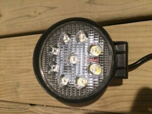 LED Work Lights - Various Size and Wattage