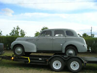 For Sale: 1939 Olds Deluxe