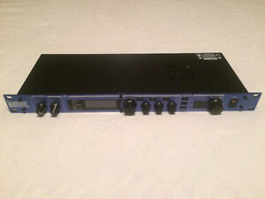 Lexicon MX400 Dual Stereo/Surround Reverb Effects Processor