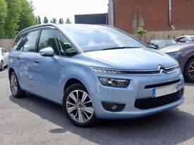 CITROEN C4 GRAND PICASSO E-HDI EXCLUSIVE*FULL HISTORY*1 OWNER FROM NEW*