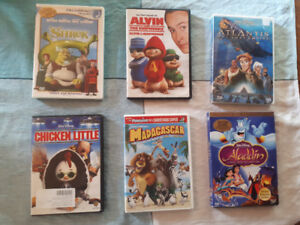 DVD bundle - Family Movies