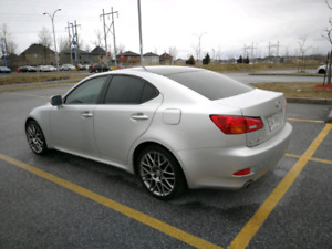 Lexus IS350 RWD Excellente Condition