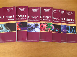 Kaplan 2013 USMLE Step 1 Lecture Notes (includes all 7 books)