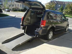 Almost BRAND NEW Adapted 2016 Dodge Grand Caravan Minivan