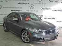 2014 BMW M235i Coupe M Sport Line