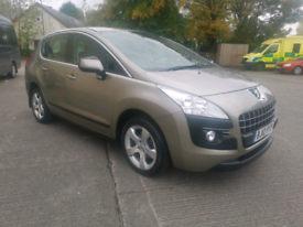 2012 PEUGEOT 3008 1.6HDI ACTIVE