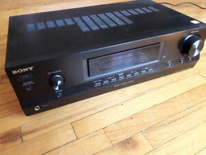 Stéréo SONY STR-DH130- système de son / receveur / receiver