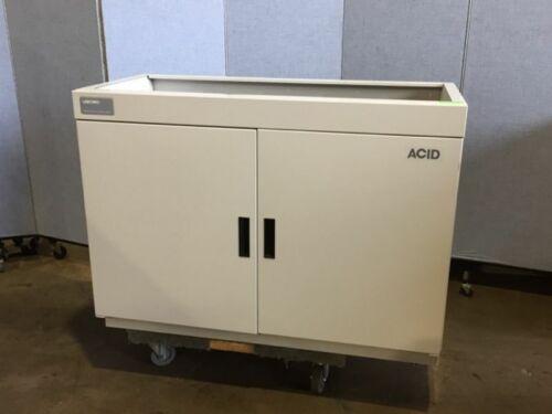 Labconco Acid  Storage Cabinet , Industrial Laboratory Vent Hood Base