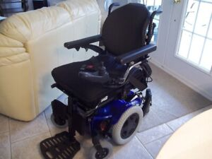 Power Tilting Wheelchair ** JUST LIKE NEW * DELIVERY INCLUDED *1