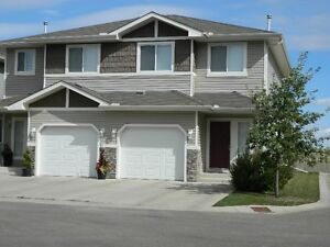 Upscale St. Albert townhome