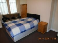 Fully furnished room available in a great city centre BD1 location house share.