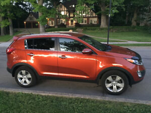 2011 Kia Sportage EX FWD– CERTIFIED & E-TESTED, ACCIDENT FREE
